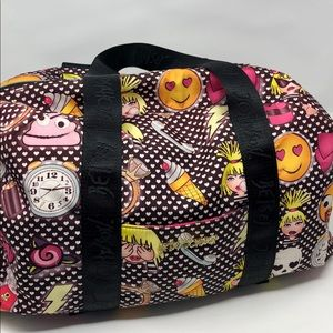 Handbags - BETSEY JOHNSON WEEKEND BAG